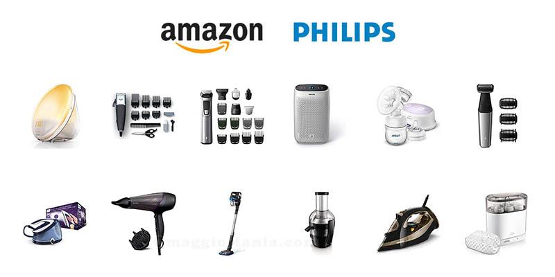 sconto 50 euro Philips su Amazon