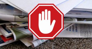 stop alla posta indesiderata