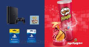 vinci PS4 o PlayLink con Pringles