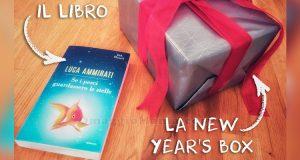vinci libro Se i pesci guardassero le stelle e New's Year's Box