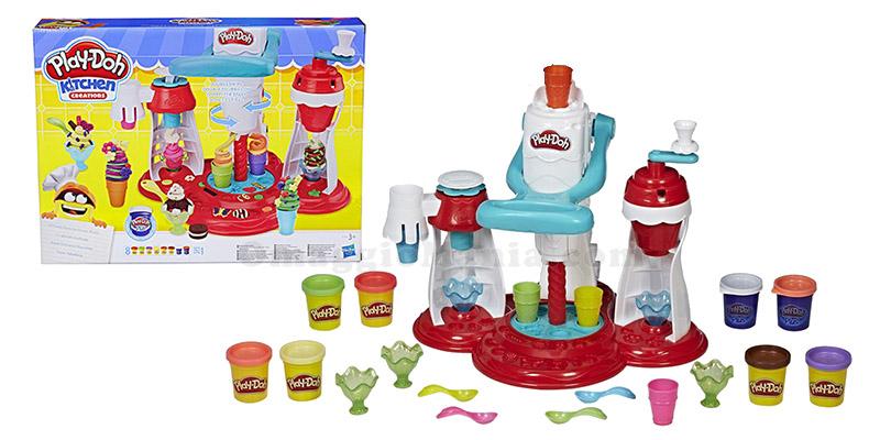 Fabbrica dei Gelati Play Doh