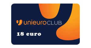 Unieuro Club 18 euro