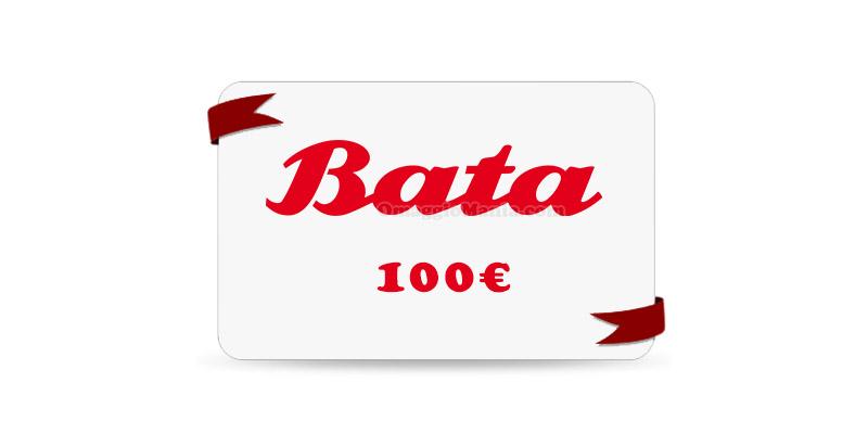 buono Bata 100 euro