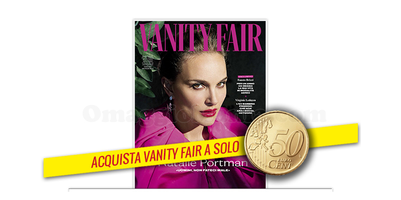 coupon Vanity Fair 57 50cent