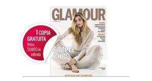 coupon omaggio Glamour 318