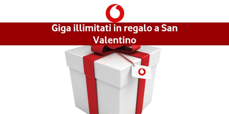 giga illimitati San Valentino 2019