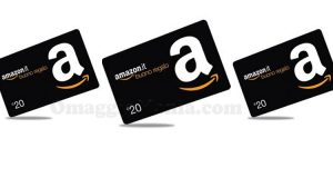 f66c5b95a4 Vinci gratis buono Amazon da 20€
