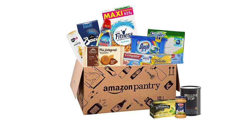 Amazon Pantry Essentials