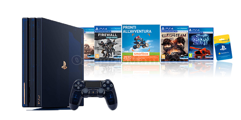 concorso PlayStation PS VR Friends