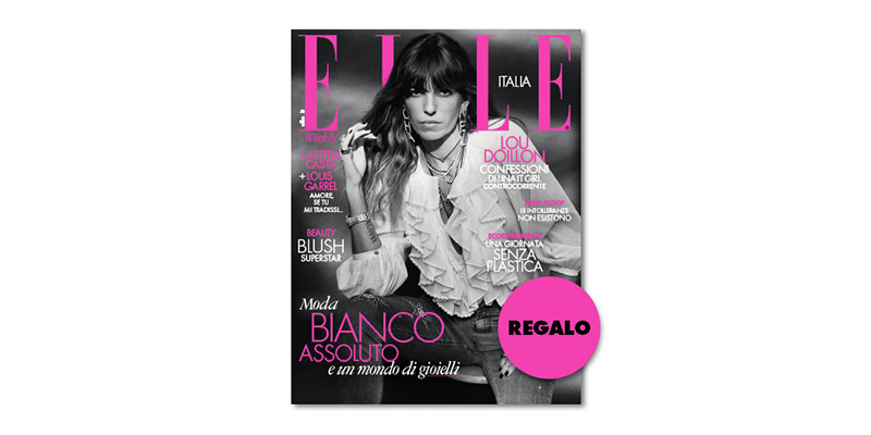 coupon omaggio Elle 10 2019