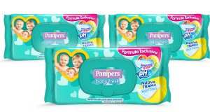 salviettine Pampers Baby Fresh