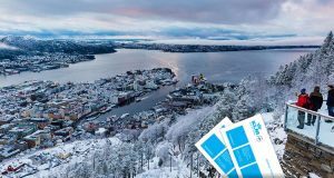vinci viaggio fiordi norvegesi con KLM