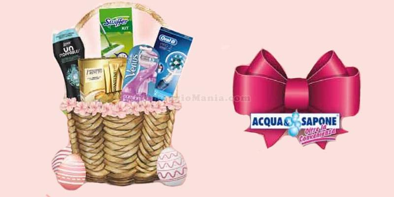 Acqua & Sapone ti regala la Pasqua