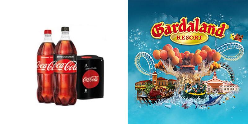 Con Coca-Cola vinci Gardaland