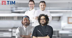 Con TIM Party sei al fianco dei grandi chef