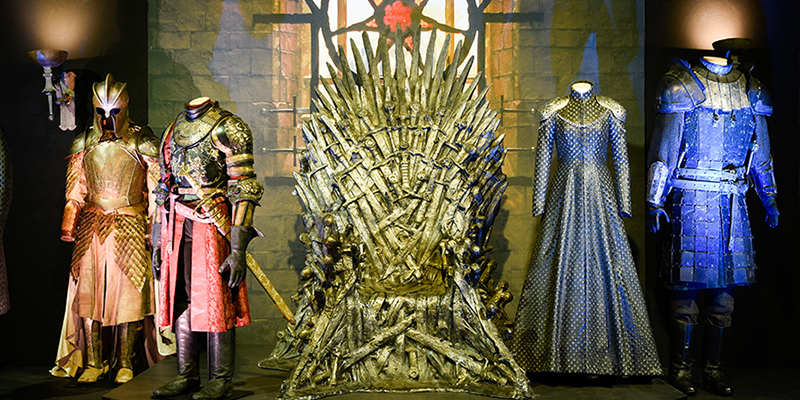 Game of Thrones The Touring Exhibition Belfast
