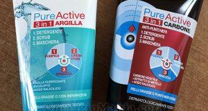 Garnier Pure Active 3in1 argilla e carbone di Irene con TRND