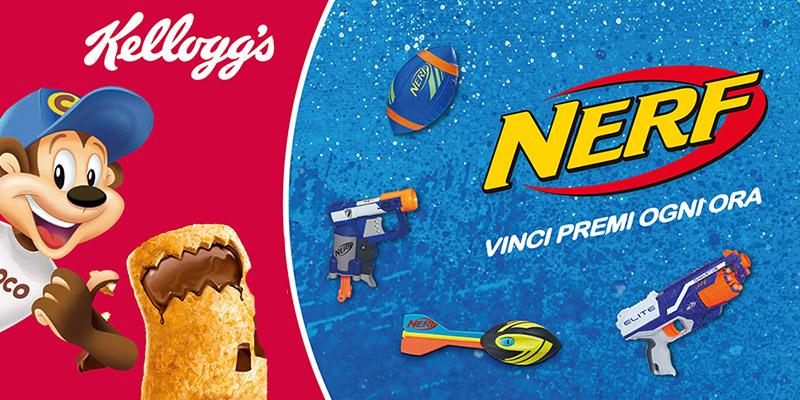 Kellogg's Coco Pops Nerf