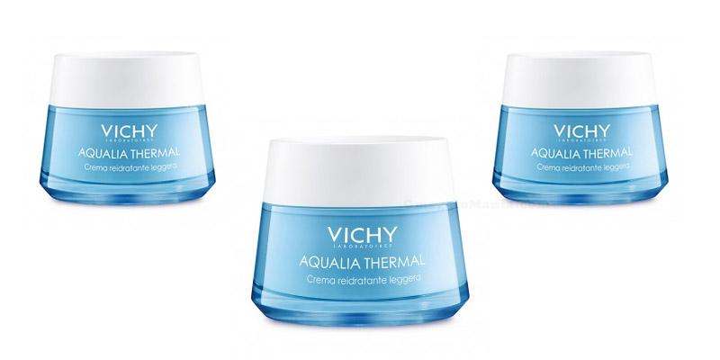 Vichy Aqualia Thermal crema reidratante leggera