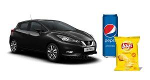 Vinci una Micra con Pepsi e Lay's