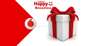 Vodafone Happy Ricarica 2019