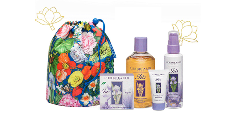 beauty bag L'Erbolario