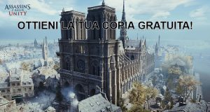 copia gratuita Assassin's Creed Unity Notre-Dame