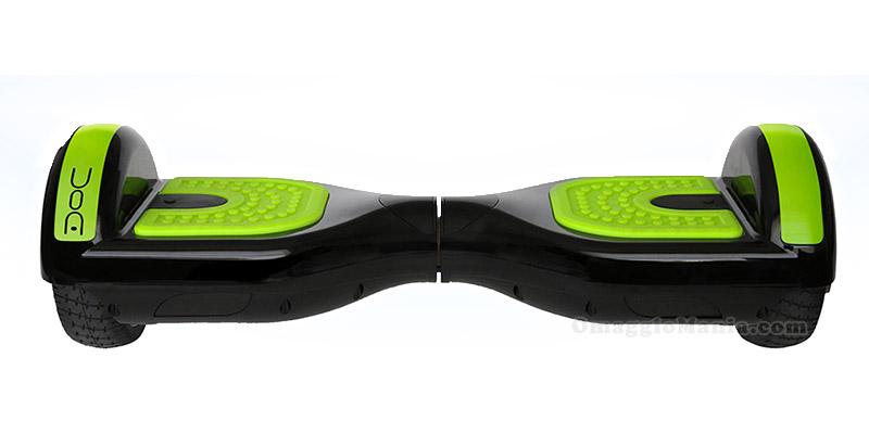 hoverboard DOC black