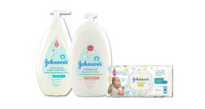 prodotti Johnson's Cottontouch
