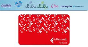 profumatamente premiati gift card La Feltrinelli