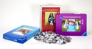 puzzle Ravensburger personalizzati
