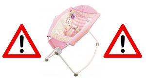richiamo Fisher-Price Rock 'n Play Sleeper
