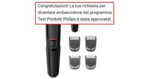 selezione tester kit multifunzione Philips Product Tester Program