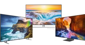 televisori Samsung QLed 2019