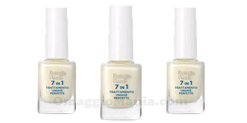 trattamento unghie perfette 7 in 1 Bottega Verde