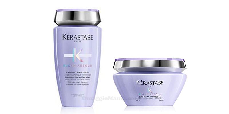 Kérastase Blond Absolu Bain e Maschera Ultra Violet