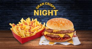 McDonald's Gran Crispy Night 2019