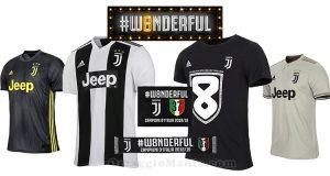concorso Juventus W8NDERFUL