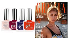 smalto Deborah Gel Effect con Grazia 24 2019