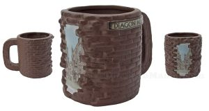 tazza 3D Harry Potter Dragon Alley