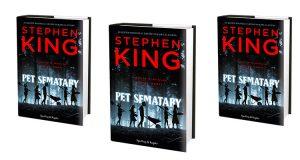 vinci libro Stephen King Pet Sematary