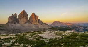 3 cime di Lavaredo Dolomiti