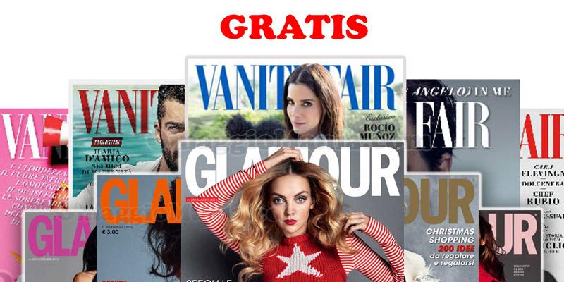 Inizia con Vanity Fair e Inizia con Glamour 2019