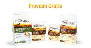 True Instinct Provami gratis