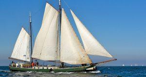 barca a vela Rederij Vooruit