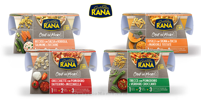 buoni sconto Chef in Micro Giovanni Rana