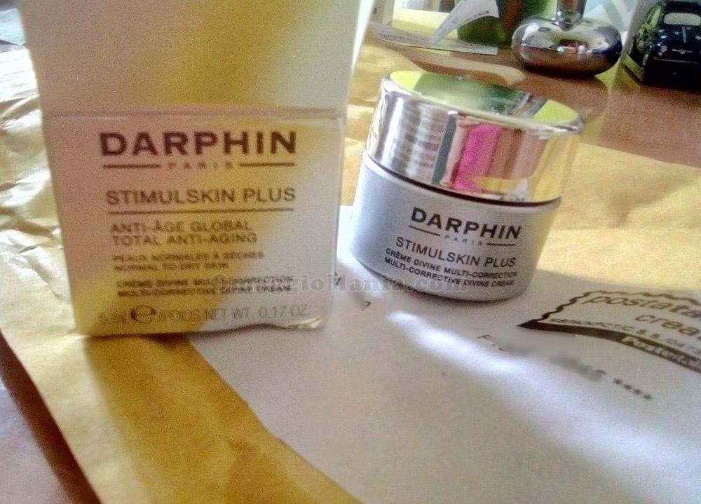 campione omaggio taglia deluxe Vetiver Oil Mask Darphin
