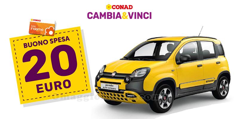 concorso Conad Cambia & Vinci