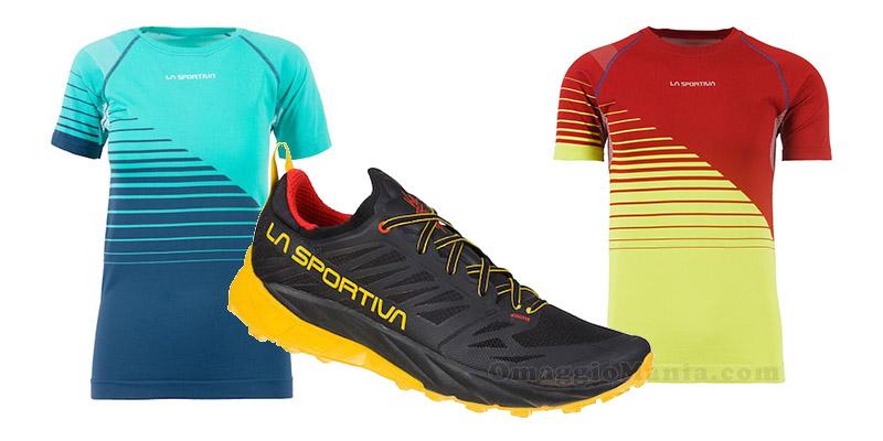 concorso La Sportiva More Than Running
