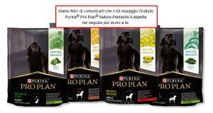 conferma kit assaggio gratuito Purina Pro Plan